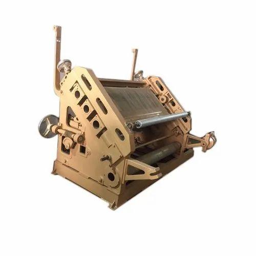 Paper Box Making Corrugating Machine