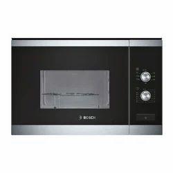Black Bosch HMT82G654I Microwave, Capacity: 25 L