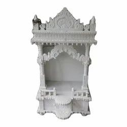 1 To 5 Feet Marble Temple