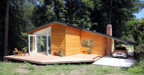 Build Wooden Homes