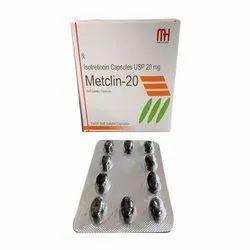 Isotretinoin Capsules USP 20 mg