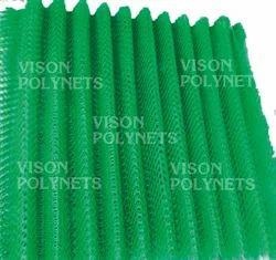 Hexagonal Plastic Sericulture Net