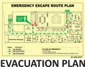 Emergency Route Plan