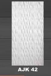 AJK 42 PVC Foam 3D Wall Sheet