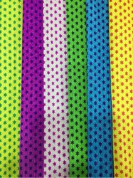 Crepe Paper(Star Print), For Stationery, Packing, 50 - 100