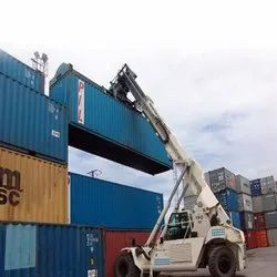 Import Cargo Container Handling Service