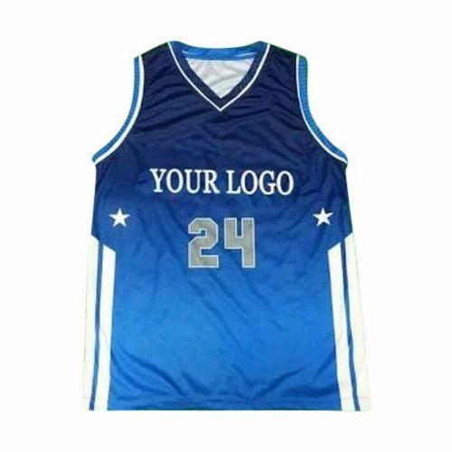 dc6d3162f34 Blue Basketball Jersey