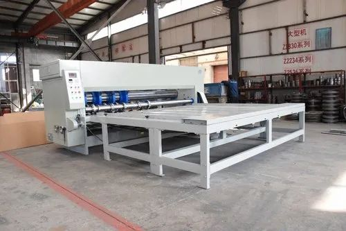 Heavy Duty Chain Slotter and Creasing