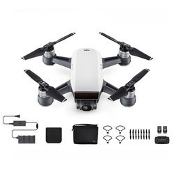 DJI Spark Drone Fly More Combo