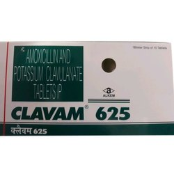 Amoxicillinand Potassium Clavulanate Tablet
