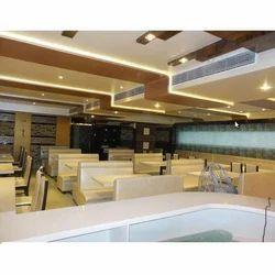 Modern Restaurant Interior Designing Services