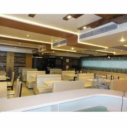 Interior Designing Services: Restaurant Designing Services