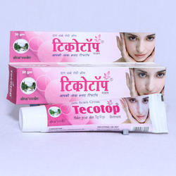 Tecotop Ointment- Scars Removal Cream