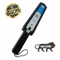 Hand Held Metal Detector P-7 for Bank Safety