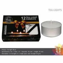 Tea Light Candles 50-12