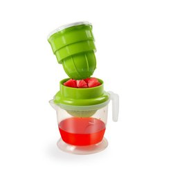 Plastic 2 in 1 Hand Juicer