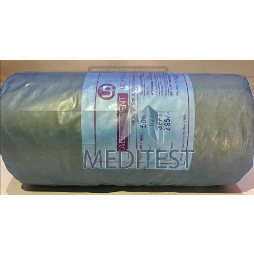 Plain Cotton Absorbent, For Clinical And Hospital
