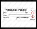 Pathology Labels