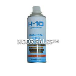 R600a Hydrocarbon (K10 Refrigerant Gas)