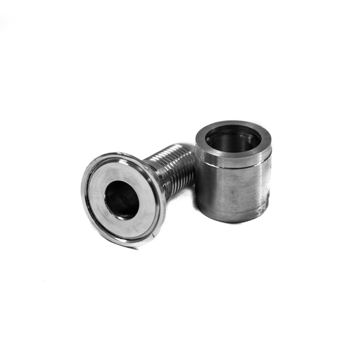 Tri Clamp Fitting - View Specifications & Details of Clamp