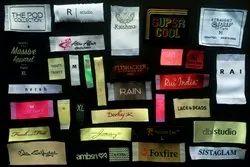 Garment Woven Label