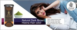 Organic Natural Brown Hair Color
