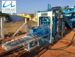 Chirag Hi-Resistance Interlocking Brick Machine