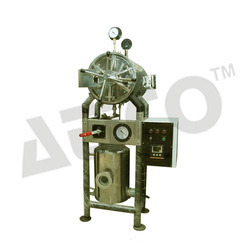 Atico Horizontal Cylindrical Steam Sterilizer