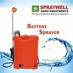 Battery Sprayer Garden