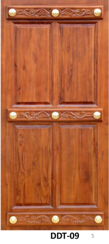 DDT-09 Teak Wood Doors