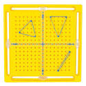 X-Y Axes Co-ordinate Geoboard