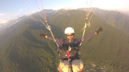 Paragliding Tour Package