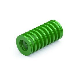 Round Green Series Springs