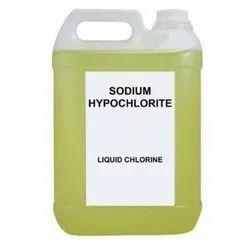 Sodium Hypochlorite for Commercial, Grade Standard: Chemical