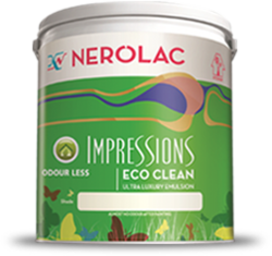 Nerolac Impressions Eco Clean Interior Paint