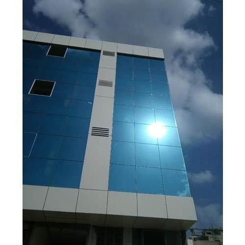 ACP Glass Structural Glazing Work