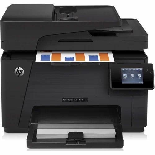 Multifunction Color Laser Printer Machine