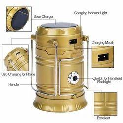 Solar Lantern 5800 T Camping Light