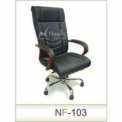 NF-103 Leather High Back Executive Chair