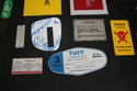 Samarth Metal Vinyl Printable Stickers