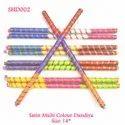 Satin Multi Color Dandiya