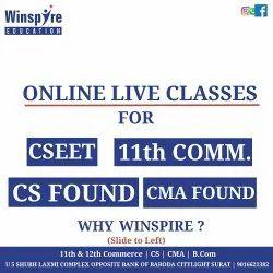 11th Commerce Coaching Classes