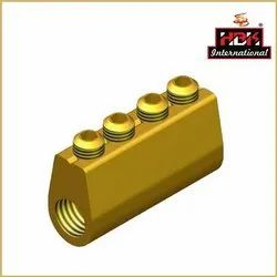 Brass Precision Connectors, For Electrical