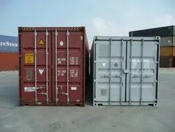 40' HQ Used Shipping Containers