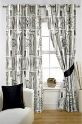 PVR Fashion Silhouette Collection - Digital Printed Curtain