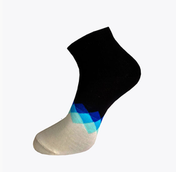 Multi Color Soft And Ultra-breathable Mercerized Cotton Women Socks