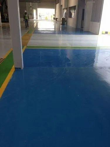 """3 """"S"""" Epoxy Floor Paints"""