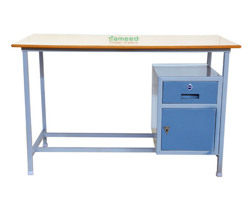 Brown Grey Ft Office Table CRS S Size Feet Ft H X - 4 ft office table