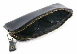Stylish Zipper Sunglass Case