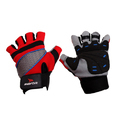 Red And Black Mayor Granada Gym Gloves